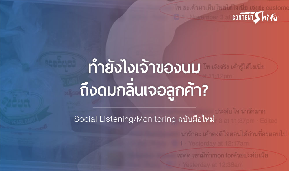 social listening introduction
